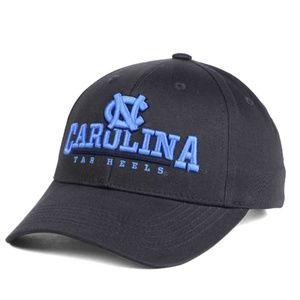 North Carolina Tar Heels Charcoal Snapback Hat